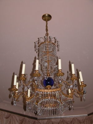 Parke Interiors Inventory For Sale Reproduction Russian Style Chandelier